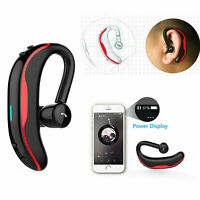 Wireless Headset Bluetooth Hands-free Calling with Clear Voice Earbuds