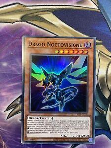Noctovision Dragon OP15-EN008 Super Rare NM Yugioh