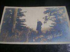 More details for old postcard usa botanist luther burbank c1910s