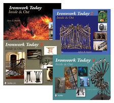 Ironwork Today: Inside and Out, Complete Set (All 4 Books!) / blacksmithing