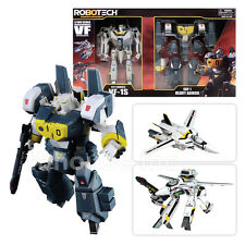 VF-1S TRANSFORMABLE VERITECH figure ROBOTECH toynami 1/100 roy GBP-1 HEAVY ARMOR