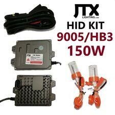 JTX Honda Civic Integra Odyssey MDX HID 9005 HB3 Hi beam kit 150W