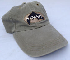 Simms Fishing Cap Long Brim Hat