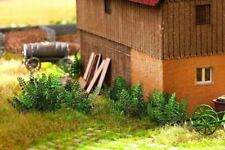 Plastic Plant Ready to Go/Pre-built HO Gauge Model Railway Scenery & Trees