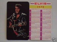 1970 Elvis Presley Wallet Calendar Near Mint/Mint Cond.