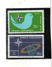 Turquia 20 Aniversario de la OTAN año9 1969 (BO-326)