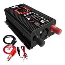 (Inverter di alimentazione per auto da 6000 W da 12V a 220V da CC a CA Guscio in