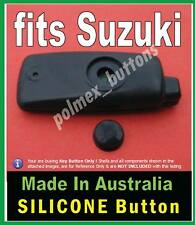 fits SUZUKI remote key fob - 1 Silicone repair key BUTTON