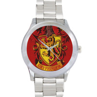 Gryffindor House Mens Stainless Steel Wrist Watch Watch Harry Potter Fans