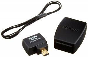 Nikon Camera Accessories Wireless Mobile Adapter WU-1a