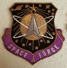 """SPACE FORCE 3"""" EMBROIDERED PATCH"""