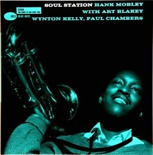 15 ips 2 track reel to reel tapes Hank Mobley Soul station jazz masters