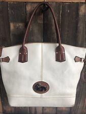 Dooney & Bourke Fairfield Champosa Leather Handbag Tote Bag