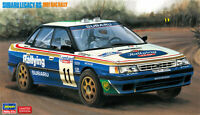 HASEGAWA SUBARU LEGACY RS 1991 RAC RALLY 1/24 Plastic model FROM JAPAN