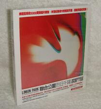 Linkin Park A Thousand Suns Taiwan CD+ Live DVD w/BOX