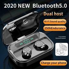 Bluetooth Headset TWS Wireless Earphones Mini Earbuds Stereo Headphones iPX7/PX5