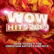 WOW HITS 2009 CD VARIOUS ARTISTS NEW SEALED