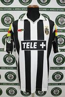Maglia calcio JUVENTUS DEL PIERO TG L 2000/01 shirt trikot maillot jersey