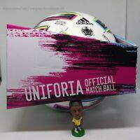 Adidas UNIFORIA PRO Euro2020 Official Match Football Ball OMB size 5 FH7362 box