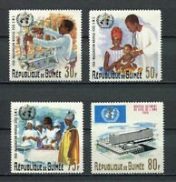 27244) Guinea 1967 MNH New Who 4v