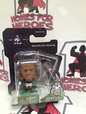 SOCCERSTARZ FRANCE LOIC REMY GREEN BASE SEALED IN BLISTER PACK