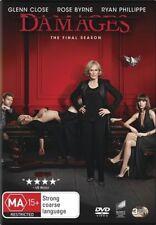 Damages : Season 5 : NEW DVD