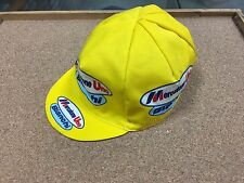 Cappellino ciclista mercatone uno