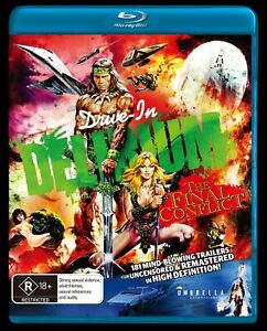 DRIVE-IN DELIRIUM: THE FINAL CONFLICT (BLU-RAY) NEW/SEALED