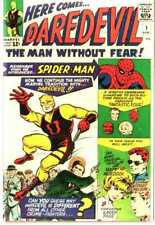 Daredevil 1 Custom Made Comic With Cover And 1966 REPRINT