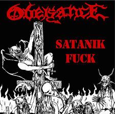OBEISANCE Satanik CD Sadistik Exekution Bestial Warlust Revenge Impiety Deiphago