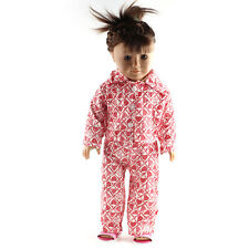 2017 new pajamas clothes for 18inch American girl doll party new b581