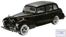 HPL003 Oxford Diecast 1:43 Scale Black King George VI B71 Humber Pullman Limo