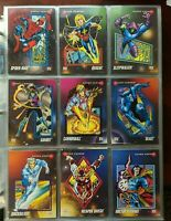 1992 IMPEL MARVEL UNIVERSE SERIES 3 - Complete Base Set of 200 Cards!