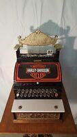 Harley Davidson national cash register