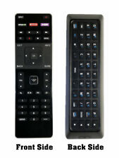 US VIZIO XRT500 (XRT122 keyboard version) Replaced Smart TV Remote with M-GO