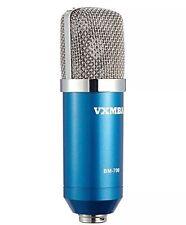 Micrófono condensador de estudio de grabación radiodifusión tonor.