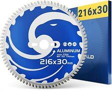 216x30 Ideal für Aluminium Kreis...