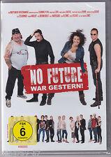 DVD: NO FUTURE WAR GESTERN LIZA TZSCHIRNER OLIVIA KLEMKE STURM DER LIEBE