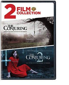 The Conjuring, The/Conjuring 2, (BDFE) (DVD) - DVD - Free Shipping. - New