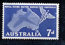AUSTRALIA 1957 ROYAL FLYING DOCTOR SERVICE OF AUSTRALIA SG297  MNH
