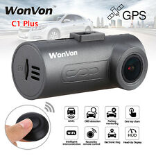C1plus Car Dash Camera Wifi GPS Logger DVR Recorder OBD Condition Detection ADAS