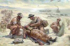 ZVEZDA British Medic Team Scale: 1:72 - 6228 Military Model Kit