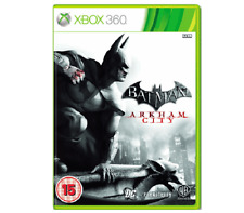 Xbox 360 - Batman Arkham City **New & Sealed** Official UK Stock