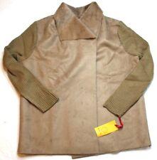 7bf2958c6 Ruby Rd. Women's Cascade Collar Faux Shearling Jacket Tan X-large XL