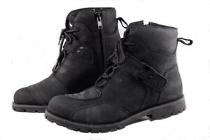 New Men's Urban Cafe Motorcycle Boot from altimate