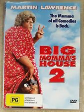 Big Momma's House 2 (Martin Lawrence) DVD (Region 4)