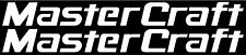 Pair of MasterCraft Trailer Decals Set #1