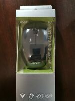 ACER Wireless Optical Mouse, Charcoal Grey, Brand NEW unpacked, ideal for laptop