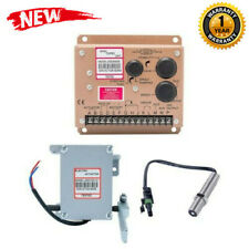 Diesel Generator Governor Adc120 Electric Actuator 12v Speed Controllersensor