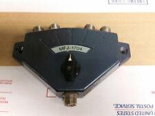 Commutatore 4 posizioni MFJ-1704 500 MHz